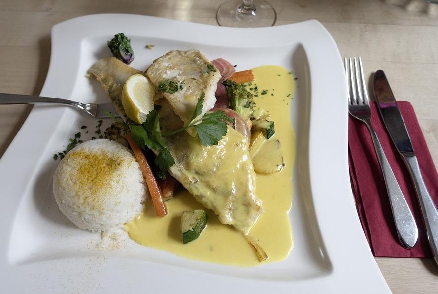 Cuisine malgache poisson au coco