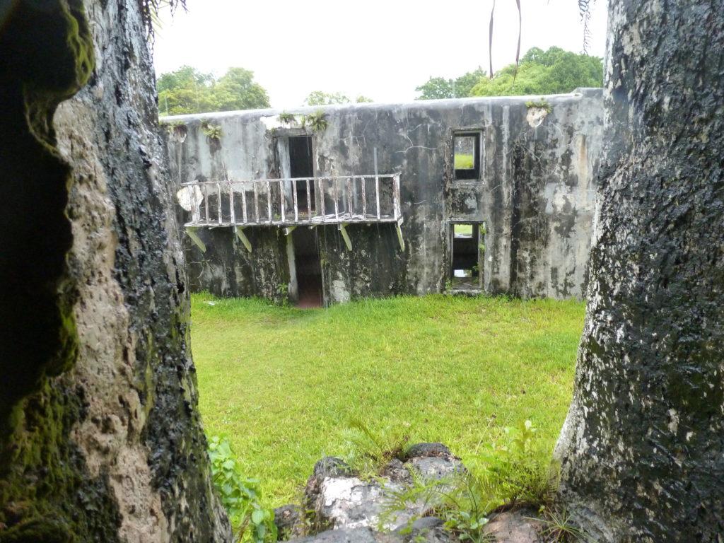 Manda-Fort de Foulpointe