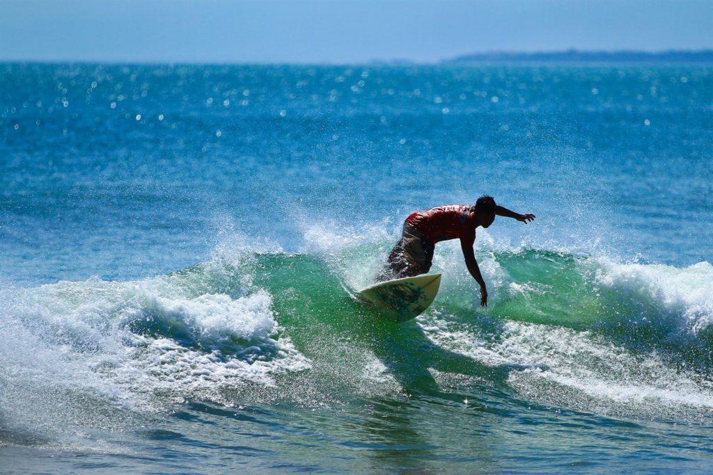 Activité surf de Madagascar